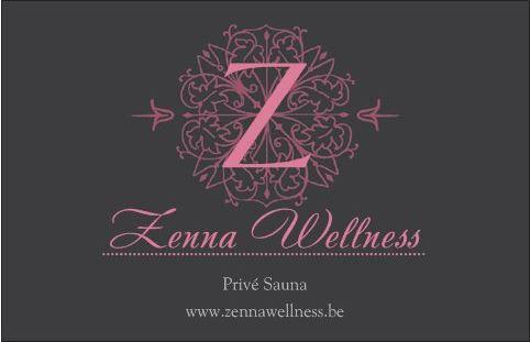 Nieuw Zenna Wellness Visitekaartje