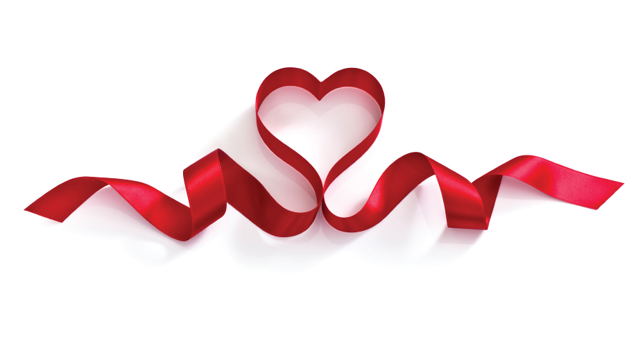valentijns hartje