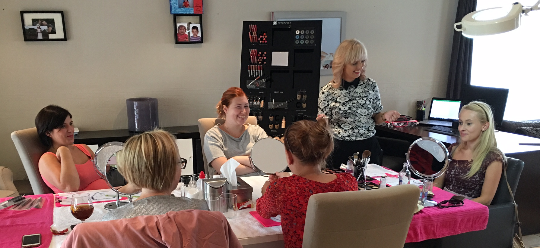 Workshop Make-up
